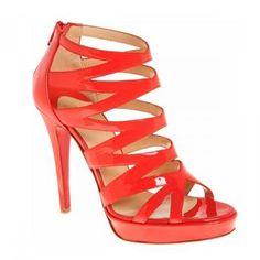 Orange Shoes!!