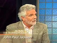 "Sid Roth Interview with John Paul Jackson on ""Its Supernatural"""