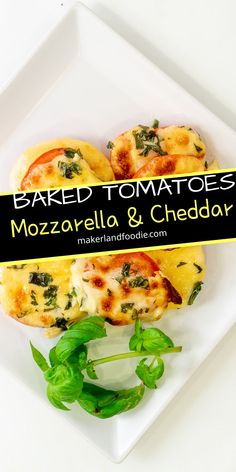 These Oven Roasted Tomatoes are so simple and incredibly delicious with Mozzarella and Cheddar cheese. Tasty and juicy, it is one of my favorite recipes for appetizers. #bakedtomatoes #cheesytomatoes #tomatorecipes #tomatoes #cheese #ovenroastedtomatoes #appetizer #cheddar #cheesy #sidedish Healthy Appetizers, Appetizer Recipes, My Favorite Food, Favorite Recipes, Oven Roasted Tomatoes, Cheddar Cheese, Mozzarella, Side Dishes, Tasty