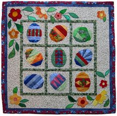 Claudias Quilts ~ Easter