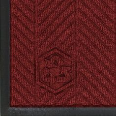 Andersen 2240 Regal Red PET Polyester Waterhog ECO Elite Entrance Mat, 3' Length x 2' Width, For Indoor by Andersen. $42.49. WaterHog construction and performance is combined with a 100 percent post consumer recycled PET polyester fiber system that is reclaimed from plastic bottles and a 100 percent rubber backing that contains 15 to 20 percent post consumer car tire rubber. The new herringbone pattern complements WaterHog Eco Elite Roll Goods and delivers an ...