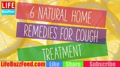 6 Natural Home Remedies for Cough Treatment - YouTube