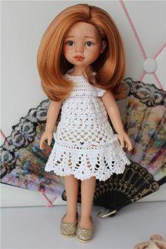 Рыжуля без имени, ООАК Паола Рейна / Изготовление авторских кукол своими руками, ООАК / Бэйбики. Куклы фото. Одежда для кукол
