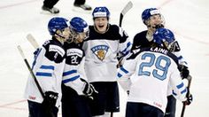 WJC: Belarus 0, Finland 6