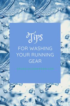 Tips for Washing your Running Gear. Running In The Rain, Running Gear, Trail Running, Vegan Perfume, Washing Machine Cleaner, Get Funky, Running Inspiration, Just Run, Organic Recipes