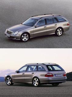 2003 Mercedes-Benz E-Class Estate