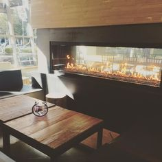 We are ready to combat the cold all day & night here at @catalystrestaurant! Join us for lunch dinner or drinks by the fire  in #kendallsq. #cambma by atlimbo October 23 2015 at 04:35AM
