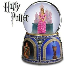 Amazon.com: Hermione Granger at the Yule Ball Water Globe: Home & Kitchen