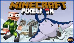 Minecraft Pixelmon - EP14 Mantine