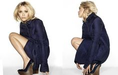 Elle UK September 2008, Mary-Kate Olsen