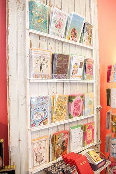 yummy book shelf :)