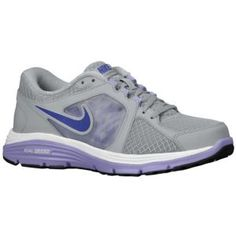 b8bf11f3afb Nike Dual Fusion Run - Women s - Running - Shoes - Wolf Grey Pure  Earth White Night Blue  80.00