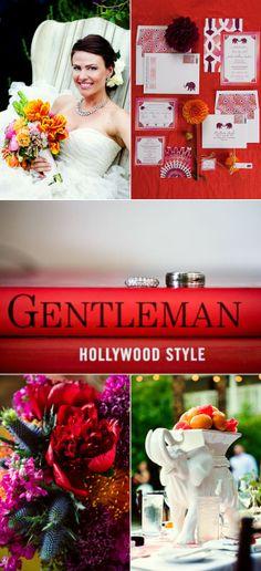Palm Springs Wedding by Alchemy Fine Events & Invitations   The Wedding Story