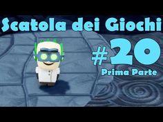 Disney Infinity 3.0 Gameplay ITA Walkthrough #20 Prima Parte - Scatola dei Giochi - PS4 Xbox One - YouTube