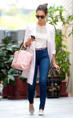 Jessica Alba from The Big Picture: Today's Hot Pics   E! Online