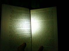 Lire la nuit