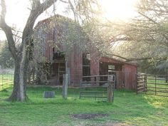 Country Barns | Old Country Barn Photograph by Terri Cates - Old Country Barn Fine Art ...