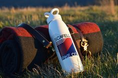 Don't be fooled by the name, this water water bottle has many uses. Jack uses his Scafell Pike Co. water bottle, made by Libery Bottleworks, to carry fresh wate