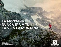 Ve a la montaña