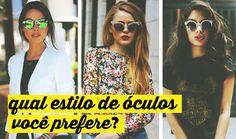 Por Dentro... em Rosa: Óculos feminino e masculino : verão 2015