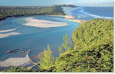 Kosi Bay Nature Reserve in KwaZulu-Natal, South Africa Travel Around The World, Around The Worlds, Wetland Park, Living In Europe, Kwazulu Natal, City Beach, Nature Reserve, Africa Travel, Best Cities