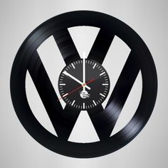 Do you want to create vintage atmosphere at home, office or f. in your own café? We will help you! Exclusive wall clocks made from old vinyl records