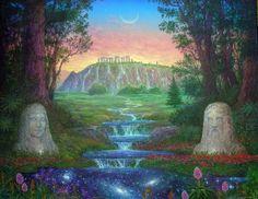 Gilbert Williams Art Celestial