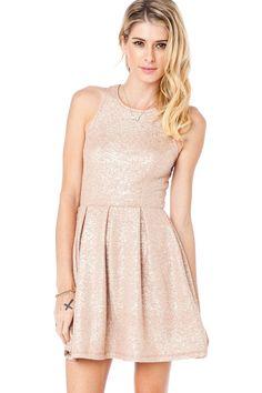 ShopSosie Style : Confetti Cheer Dress