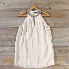 Adrift Beaded Dress