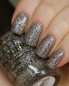 OPI Nordic Collection (release Fall/Winter 2014) - MY VOICE IS A LITTLE NORSE (4 coats, holo)