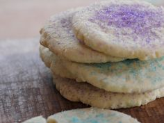 Angel Sugar Cookies recipe from Ree Drummond via Food Network