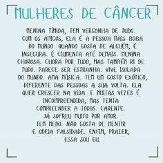 Sem mimimi pfvr ✋ #canceriana #signos #aleatoriando