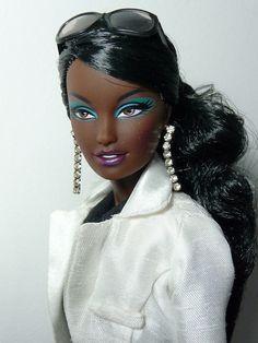 milan barbie doll