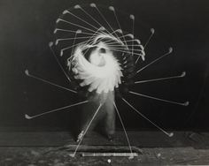 Series of 16 photographs by Harold Edgerton from Bob Jones's personal collection, 1935