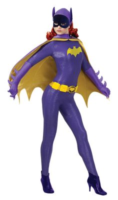 Adult Batgirl Grand Heritage Costume