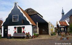 Typische Häuser in Oudeschild auf Texel  #holland #texel #netherlands #travel #oudeschild