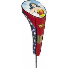 wonder woman golf