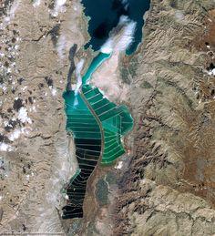 ים המלח האגן הדרומי 2012