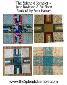 67-splendid-sampler-scott-hansen-block-multi My block bottom right