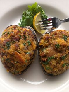 Authentic Stuffed Quahogs Recipe (Stuffies) - Arthurs Cooking, ,