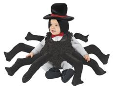 Baby & Toddler Spider Halloween Costume