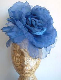 Extra Large Rose -  Royal Blue