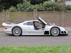 Mercedes CLK GTR #windscreen http://windblox.com #winddeflector