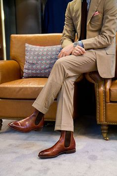 rm williams with suit - Google Search