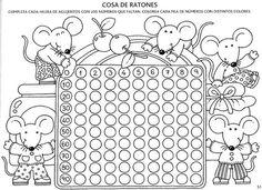 Album Archive - Descubro Números 0 al 100 Writing Practice Worksheets, School Worksheets, Alphabet Worksheets, Preschool Writing, Teaching Math, Kindergarten Lessons, Math Lessons, Do A Dot, Kids Study