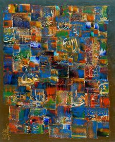 21 Best Muhammad Ali Bukhari (M A Bukhari) Paintings | Clifton Art