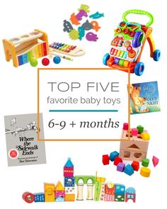Top 5 Favorite Baby Toys For Age Months Plus The 2 Books We Are Loving Right Now Amy Vedantham Church Nursery Renovation