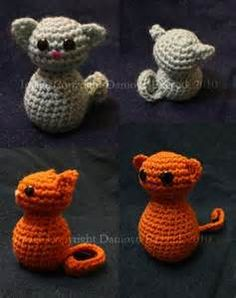free pattern crochet cat toys - Avast Yahoo Image Search Results