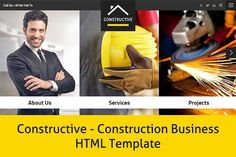 nice Constructive-Business HTML Template CreativeWork247 - Fonts, Graphics,...