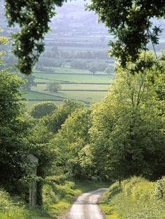 SEASONAL – SUMMER – a time for vacationing to all corners of this amazing world we live in, including a trip to see hills of england.